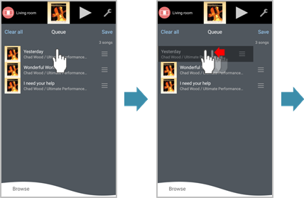 Music Streaming (for Android)   Application   Audio