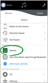 Music Streaming (for Android) | Application | Audio