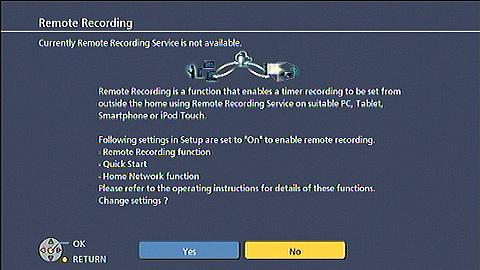 Enjoy your Panasonic Blu-ray Disc™ Recorder with DIGA Player