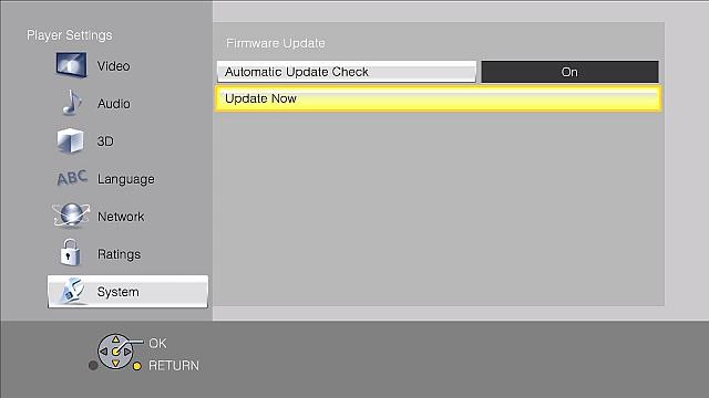 dmp 330 firmware updating  latin america