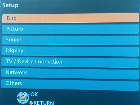 SC-BTT370 Firmware Updating (Oceania) | Download | Blu-ray