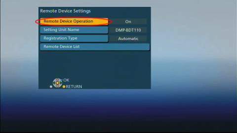 How to Media Renderer | FAQ | Blu-ray Disc™ Player/Recorder