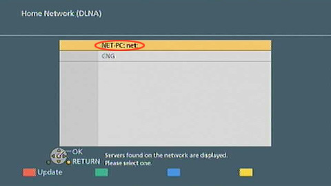 How to DLNA of Windows 7 | FAQ | Blu-ray Disc™ Player