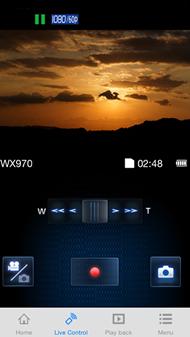 Image App (iOS) - Digital Video Camera - | Image App | Digital AV