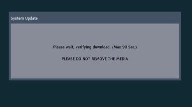 Firmware Update Procedure for TV | Download | TV | Digital AV