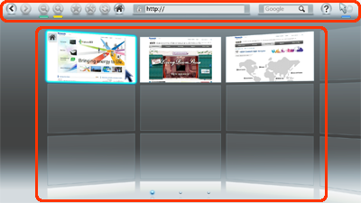 Web Browser App | TV | Digital AV | Consumer Products
